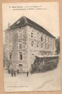 JUJURIEUX -- 14- Hôpital Militaire + De La Croix - Rouge N° 17 - Les Petits-Fils De C.J. BONNET, à Jujurieux (Ain) - WW1 - Other Municipalities
