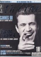 REVUE CINÉ LIVE  N° 13 Mai   1998  En Très Bon état Avec Son CD - Cinéma