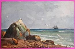 Cpa Postkarte Illustrator Norwegische Landschaften Serie 908 Koch & Bitriol - Carte Postale Paysages Norvégiens - Illustrateurs & Photographes