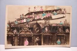 ENFANTS  -AVION -N° 55 - Humorous Cards