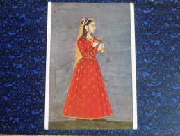 Manuscrit Indou Du XVIII ème - Arts