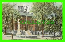 AUBURN, ME - COUNTY BUILDING - UNDIVIDED BACK - THE HUGH C. LEIGHTON CO - - Auburn