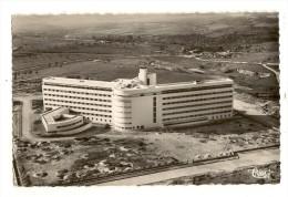 CPSM MAROC MEKNÈS Le Nouvel Hôpital Civil Vue Aérienne - Meknes