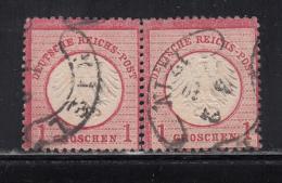 1872    MICHEL   Nº 4 - Germany