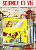 SCIENCES ET VIE N° 398 NOV. 1950 VOLCANS LOCOMOTIVES TITANE MICROBES BLINDAGE TAUPIN - Ciencia