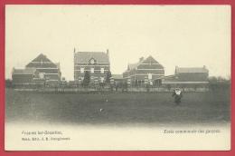 Frasnes Lez Gosselies - Ecole Communale Des Garçons ( Voir Verso ) - Les Bons Villers