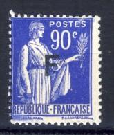 TIMBRE NEUF**N° 10 De 1939 SANS  CHARNIERE       SCAN CONTRACTUEL RECTO VERSO - Franchigia Militare (francobolli)