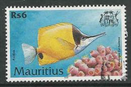 Mauritius, Yv Jaar 2000, Gestempeld, Zie Scan - Maurice (1968-...)