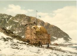 P.Z. Norvège, Spitsbergen, Andrées Station Paa Danskoen - Anciennes (Av. 1900)