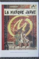 Jacobs - La Marque Jaune - TaP Hors Commerce - Livres, BD, Revues