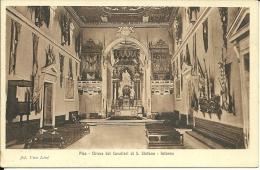 PISA  Chiesa Dei Cavalieri Di Santo Stefano  Interno - Pisa