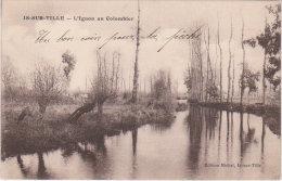 """1915  Is sur Tille """" L'Ignon au Colombier """""""