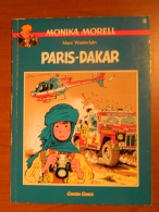 Monika Morell (Jeannette Pointu) - 3 - Paris-Dakar - De Wasterlain - Livres, BD, Revues
