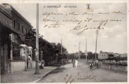 LAZIO-ROMA-S.MARINELLA VIA AURELIA ANIMATA ANNI 20/30 - Altre Città