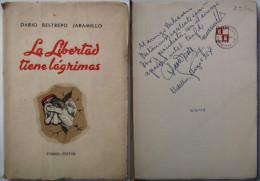 Restrepo Jaramillo Et Ortiz Gonzalez - Lot De Deux Livres En Espagnol Avec Envoi / Dedicace - Livres, BD, Revues