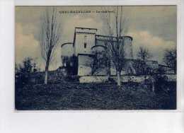 CHALMAZELLES - Le Château - Très Bon état - France