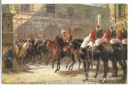 Cp, Militaria, The Military In London, Voyagée 1906 - Regiments