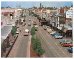 (5999) Australia - VIC - Swan Hill Main Street - Swan Hill