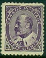 """-1904-""""King Edward VII"""" MH (*) - 1903-1908 Règne De Edward VII"""