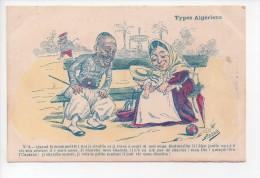 Types Algériens - Signée Assus - N° 2  (18) - Illustrators & Photographers