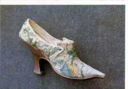 26  BOURG DE PEAGE Cart PUB , SOROC Rue De Dunkerque,Chaussure De Femme Collection Guillen, Musee De La Chaussure Romans - Autres Communes