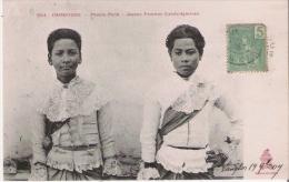 CAMBODGE 1664 PHNOM PENH JEUNES FEMMES CAMBODGIENNES - Cambodge