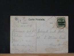 B/4731   CP DE SPA   CENSURE - WW I
