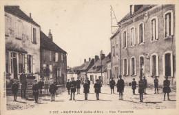 CPA - Rouvray - Rue Vannoise - Autres Communes