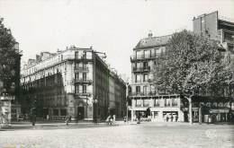 """/ CPSM FRANCE 75016 """"Paris, Carrefour Grande Armée Duret Pergolèse"""" - Arrondissement: 16"""