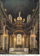 Reino Unido--Londres--The High Altar---S.Paul's Cathedral - St. Paul's Cathedral