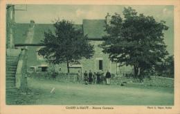 ( CPA 12 )  GAGES-LE-HAUT  /  Maison Castanie  - - Francia