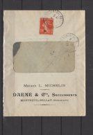 49 - Montreuil Bellay - Daene & Cie -  Maison L. Michelin - 1912 - 1877-1920: Semi-moderne Periode