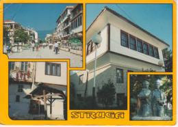 STRUGA    SETALISTE  STARA KUCA   KUCATA NA MILADINOVCI  BRACA MILADINOVCI   (NUOVA) - Macedonia