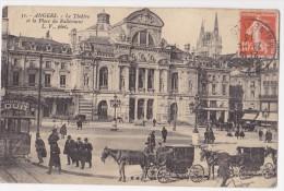 Le Théatre - Angers