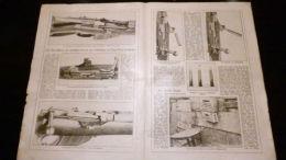 Chemnitzer Illustrierte 1915 - Dum Dum Geschoss f�r Gewehr , Hindenburg Spende , Chemnitz , Teilmantelgescho� , Munition