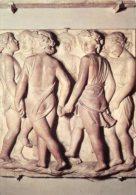 Firenze - Cartolina Cantoria (particolare) Di Luca Della ROBBIA, Museo Dell'Opera Del Duomo - PERFETTA  H33 - Sculptures