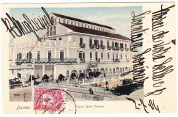 Syrien Damas Grand Hotel Victoria - Syrie