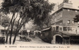 SANNOIS-MOULIN DE LA TERRASSE-TBE - Sannois