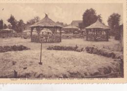 "VILLE-POMMEROEUL : Hostellerie Du Gros Chêne - Jardin D'enfants ""le Sable"" - Bernissart"