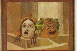 Mosaique Des Masques    Rome - Sonstige