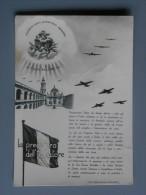 X1119)    Madonna Di Loreto Patrona Dell'Aeronautica - La Preghiera Dell'aviatore - Ancona