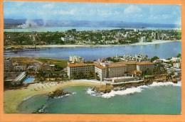 Puerto Rico Old Postcard - Puerto Rico