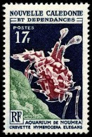 NOUV.-CALEDONIE 1964 - Yv. 324 * TB Var.  Cote= 5,50 EUR - Hymenocera Elegans ..Réf.NCE22880 - Neukaledonien