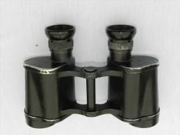 39-45 - JUMELLES ALLEMANDES 6 X 30 - Fabrication CAG  = SWAROWSKI -  #.2 - Optique