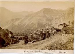 France, Saint Martin Vésubie - Old (before 1900)