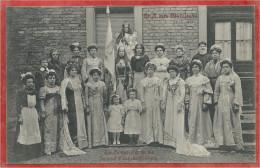 68 - GRUSS Aus  BLOTZHEIM - Zur Erinnerung An Die Jeanne D' Arc Aufführung - Frankrijk