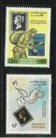 Bangladesh 1990 150th Anniversary 1t Stamp Set MNH - Afghanistan