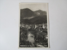 AK / Echtfoto. 1932. Waidhofen A. D. Ybbs. Verlag P. Ledermann Wien. - Waidhofen An Der Ybbs