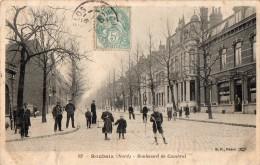 ROUBAIX --Boulevard De Cambrai - France