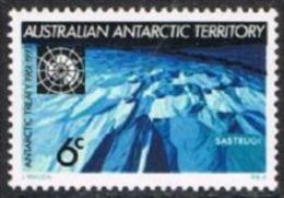 Australian Antarctic Territory SG19 1971 Tenth Anniversary Of Antarctic Treaty 6c Unmounted Mint - Unused Stamps